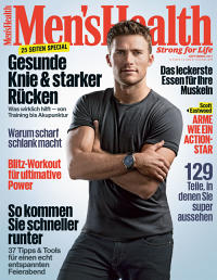 Mens Health Aktion