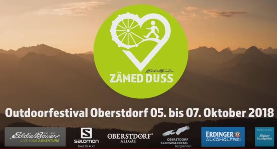 zaemed duss Outdoor Festival Oberstdorf
